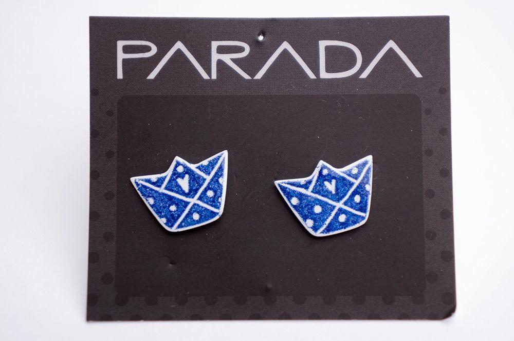 Náušnice Parada - lodičky