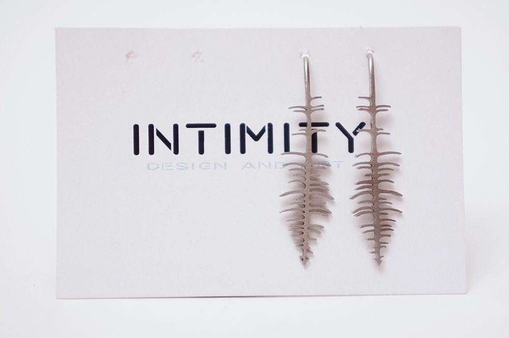 Náušnice Intimity - tree