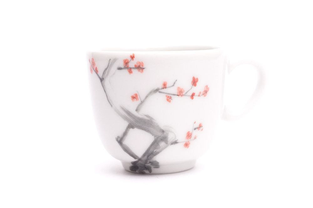 Pohárek Espresso Křak - Sakura