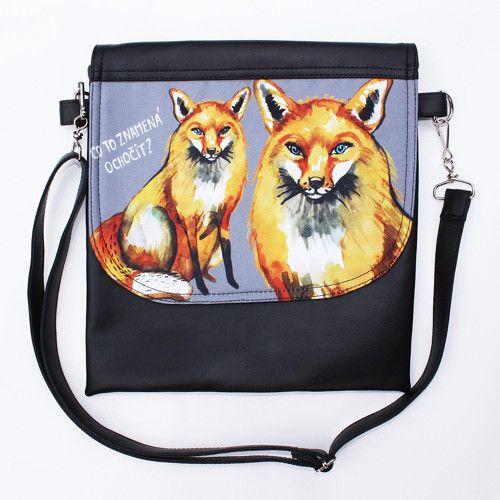 Malá kabelka Hey wolf - Ginger