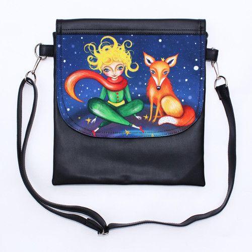 Malá kabelka Hey wolf - Princ
