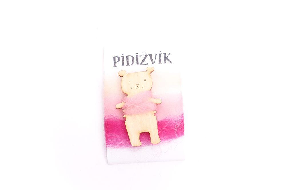 Pidižvík Woodmaid - Medvěd