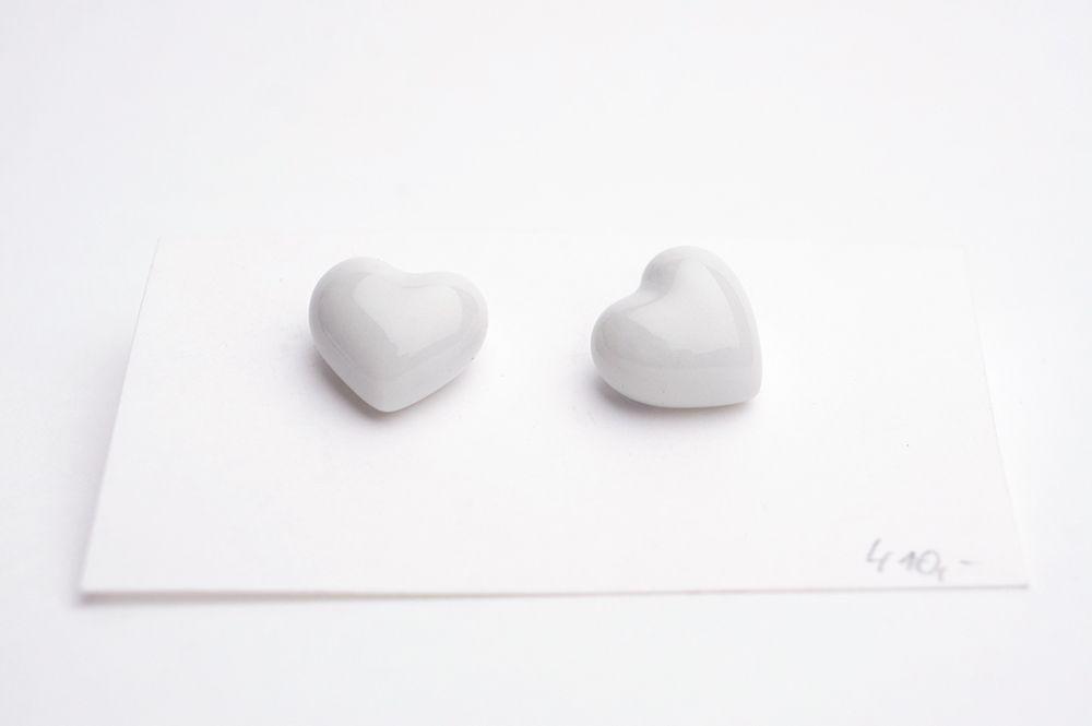 Náušnice MH - srdeční záležitost