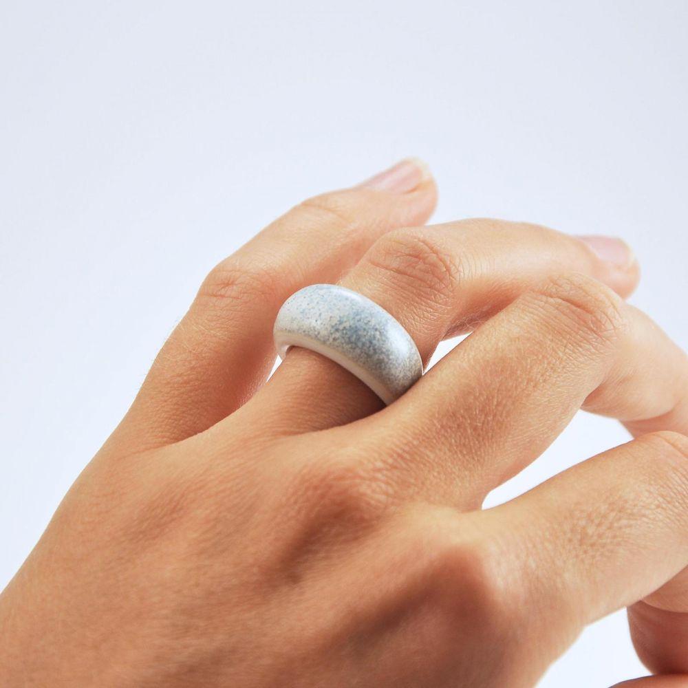 Prsten MH - matná glazura