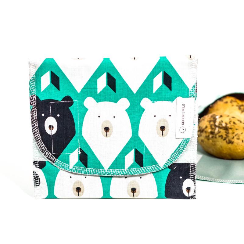 Kapsa Green smile - Kapsa na housku (lední medvědi)