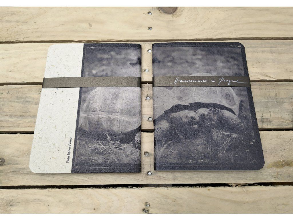 Sešit Lemniskáta - A5 želvy (Rob. Vano)