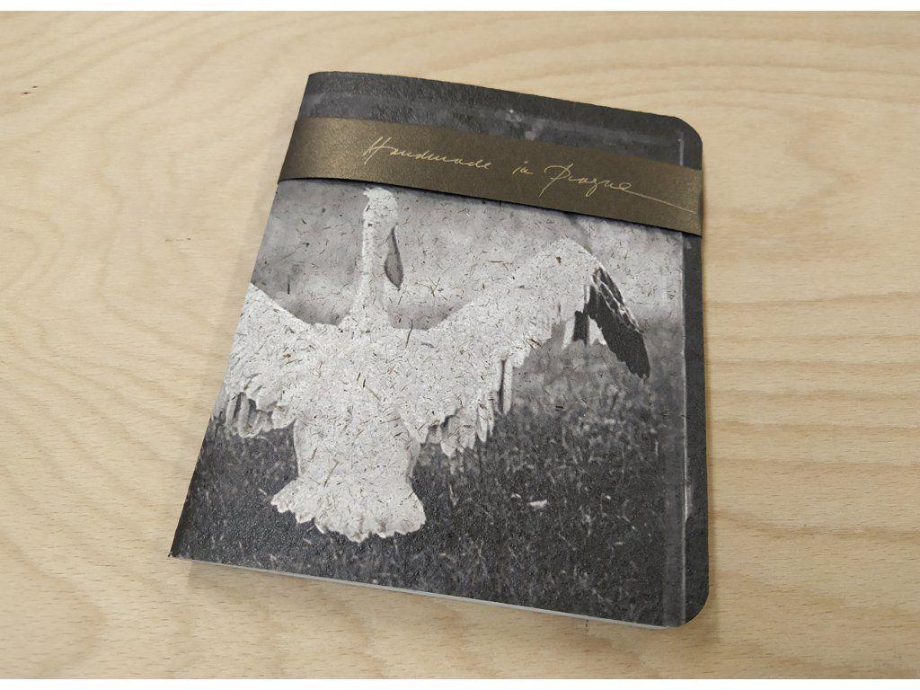 Sešit Lemniskáta - A5 pelikán (Rob. Vano)