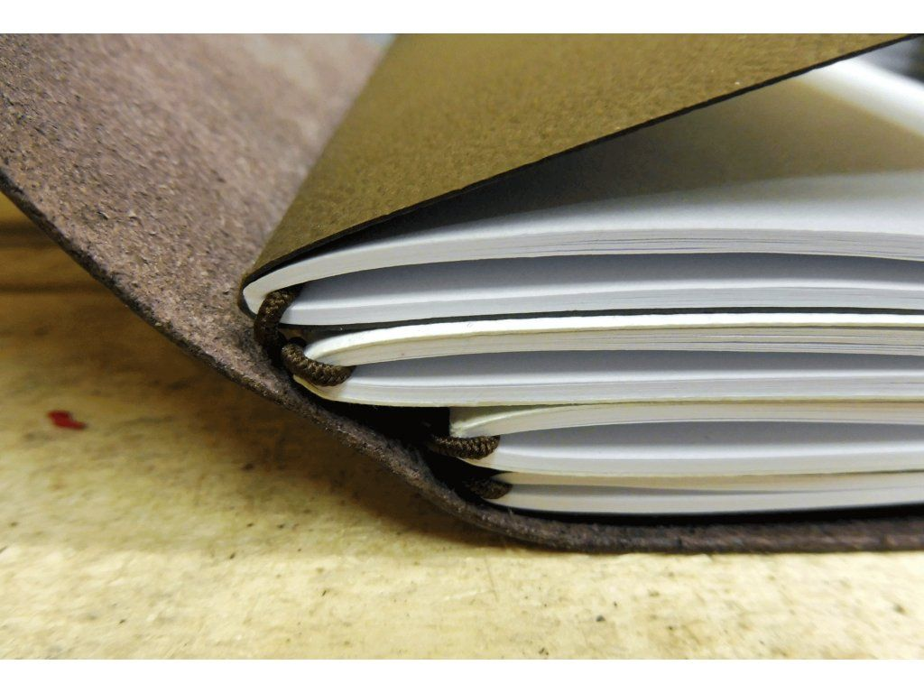 Kreativní deník Lemniskáta - velký MALAI