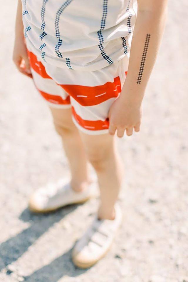 Tetovačky Kresky - Míle