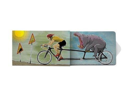 Žvýkačky Charity gums - Cyklistické