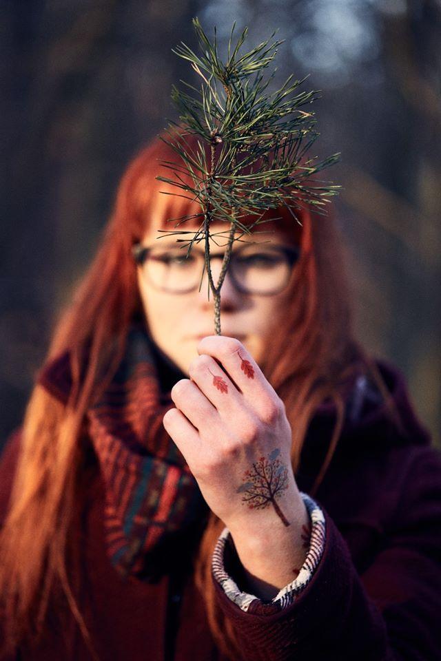 Tetovačky Kresky - Lesní