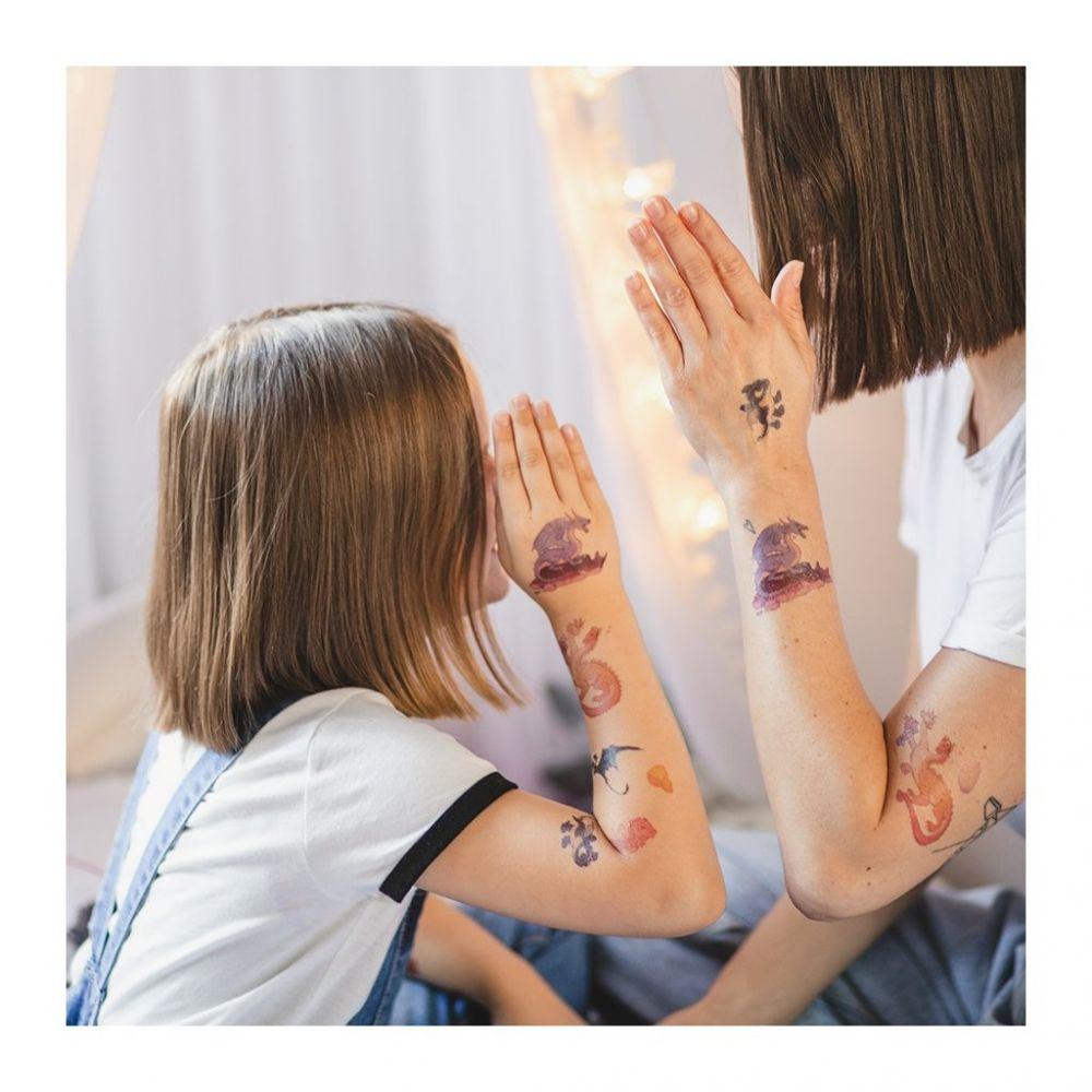 Tetovačky Kresky - Draci