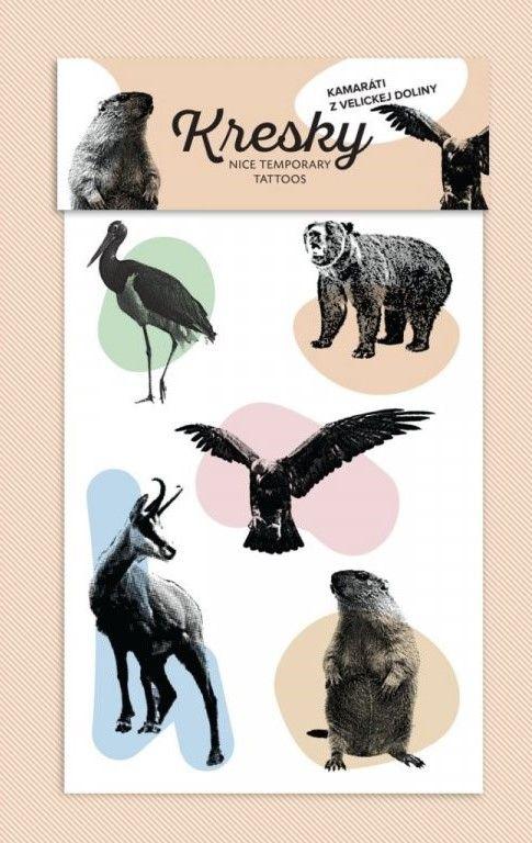 Tetovačky Kresky - Slieszky dom - fauna