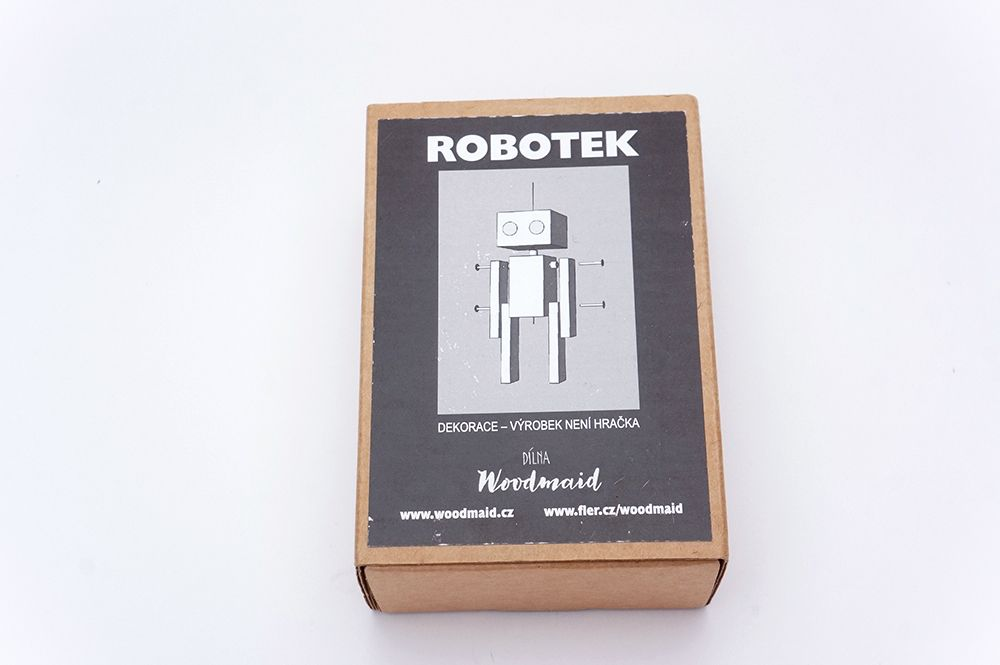 Robotek Woodmaid
