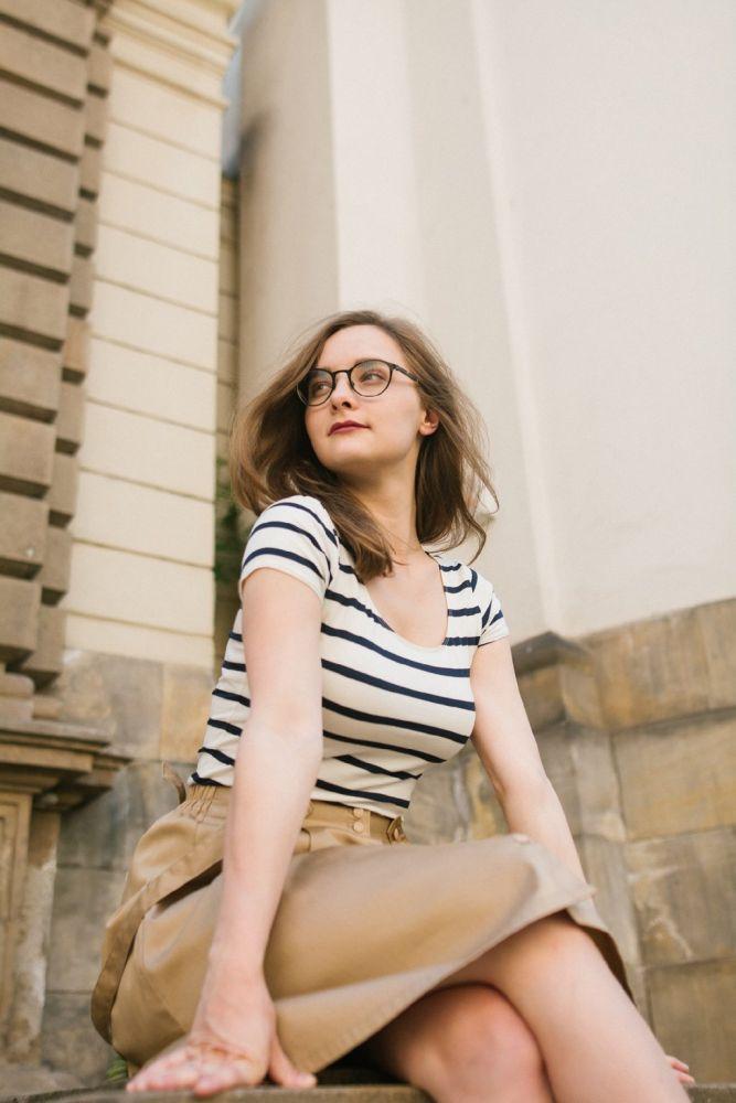 Tričko Reparáda - různé barvy - Rozálie krátký rukáv