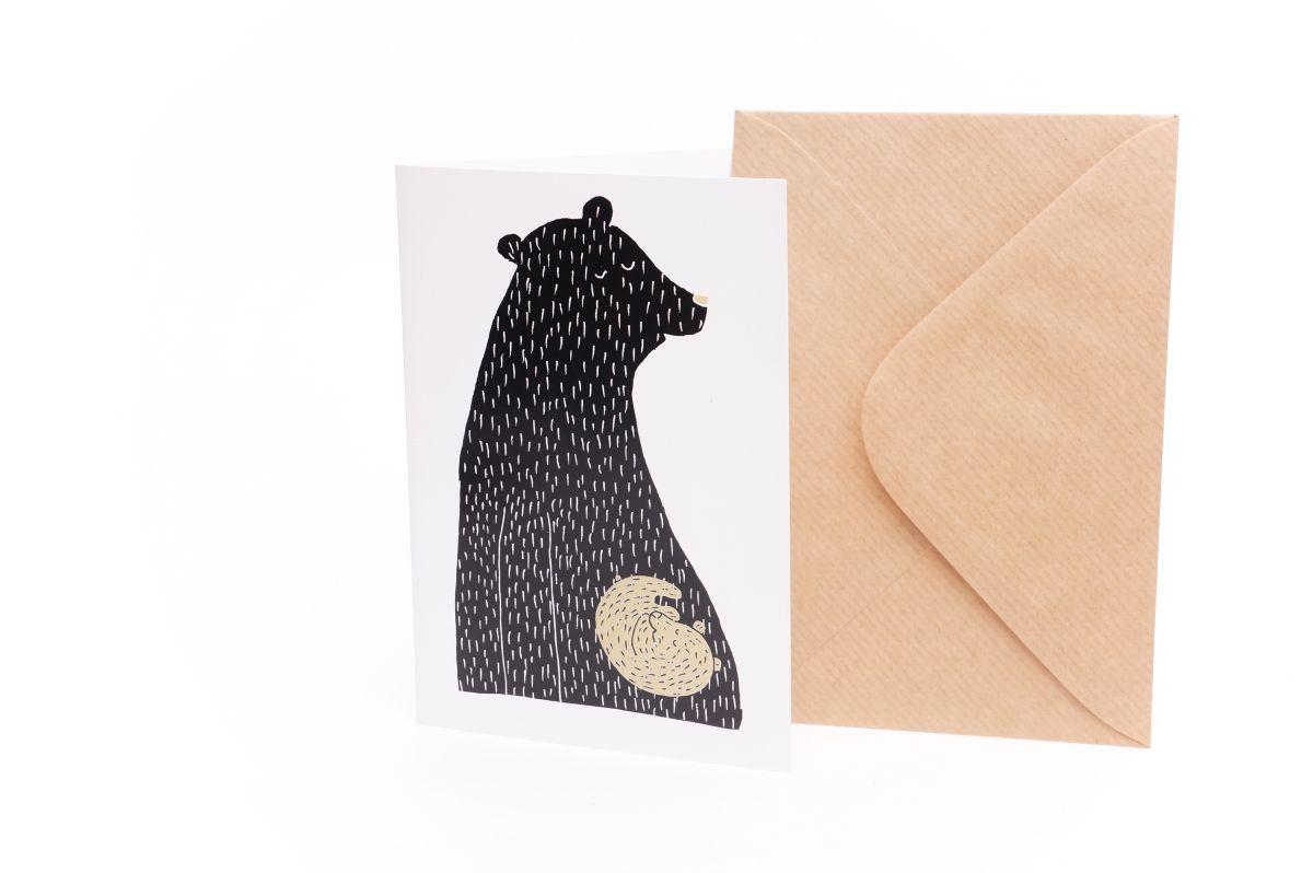 Přání Z lesa - Bude to medvěd