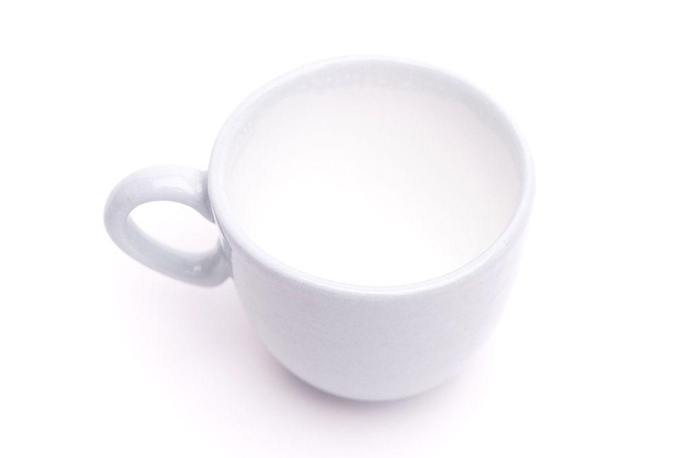 Pohárek Lungo Křak - Bílý
