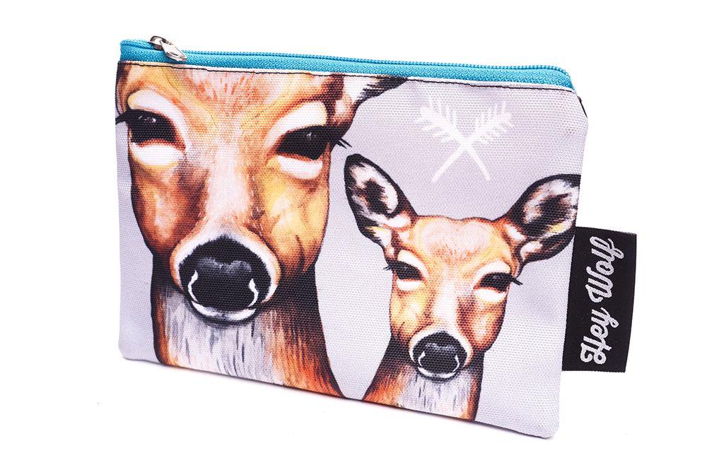 Kapsička malá Hey Wolf - Deer