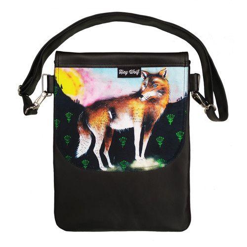 Střední kabelka Hey wolf - Wolf