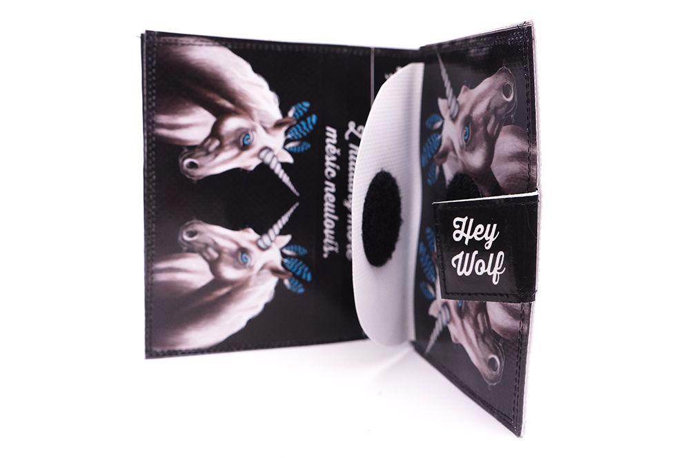 Peněženka Hey wolf - Jednorožec