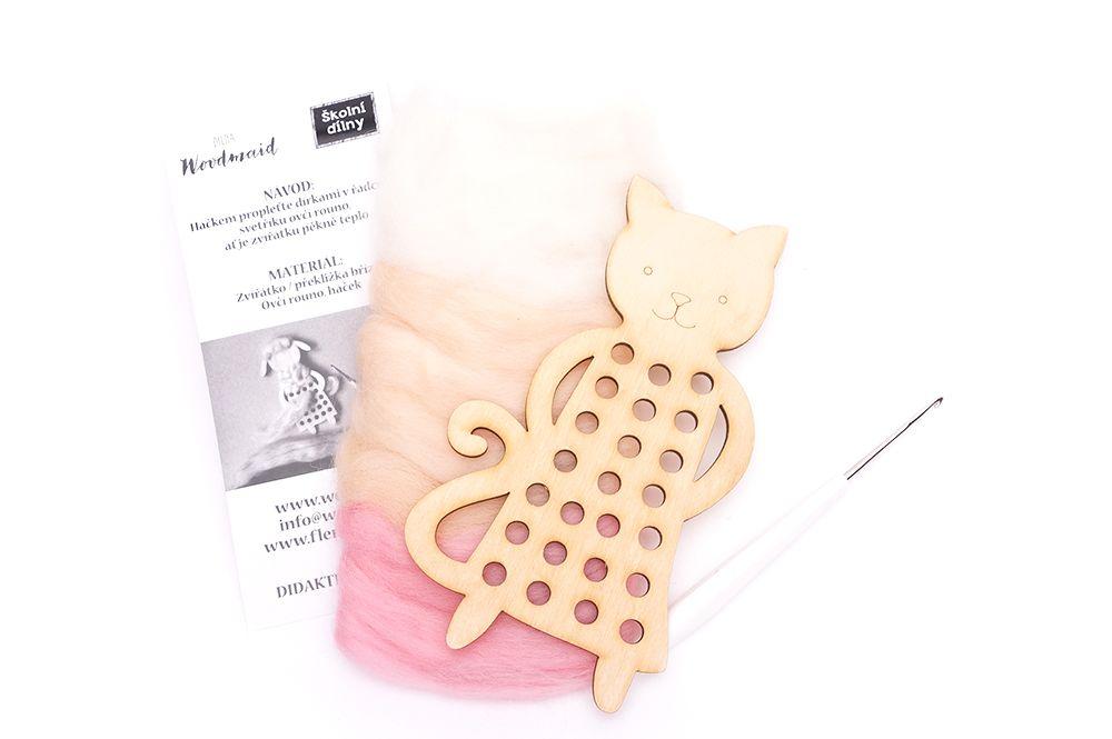Swetřík Woodmaid - Kočka