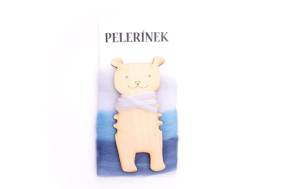 Pelerín Woodmaid - Medvěd