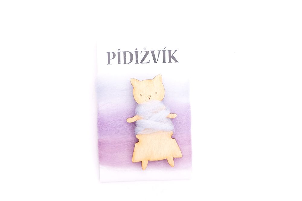 Pidižvík Woodmaid - Kočka