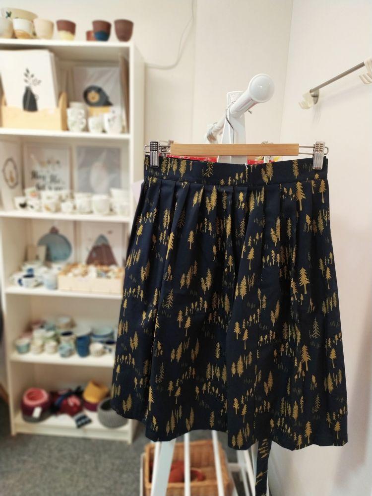 Zavinovací sukně Reparáda - LES
