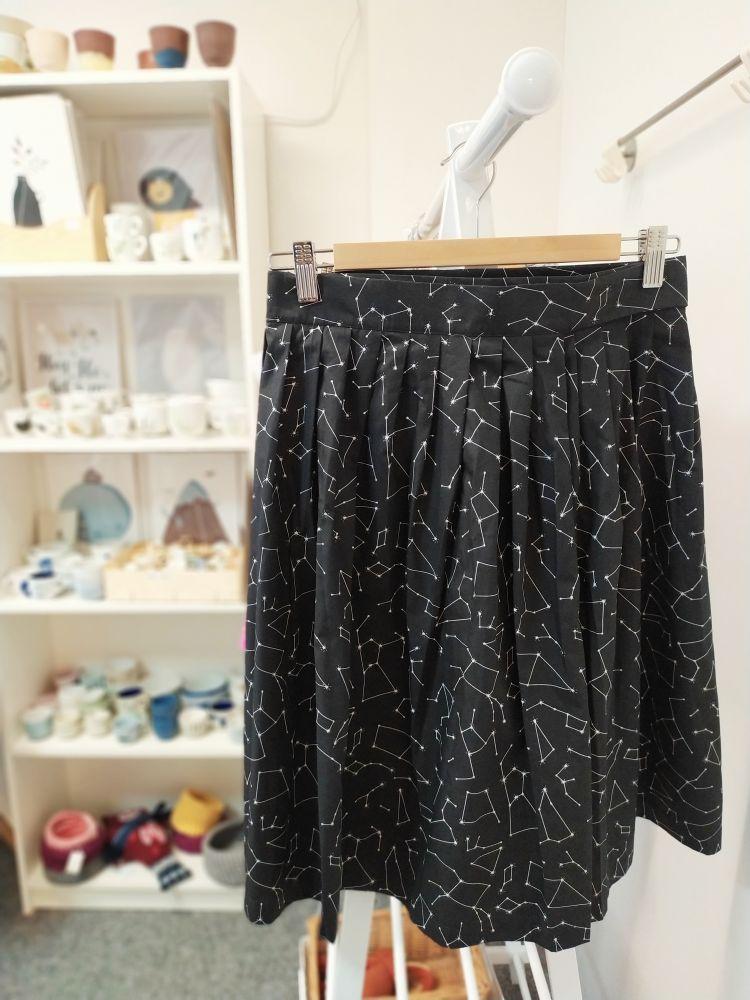 Zavinovací sukně Reparáda - HVĚZDY