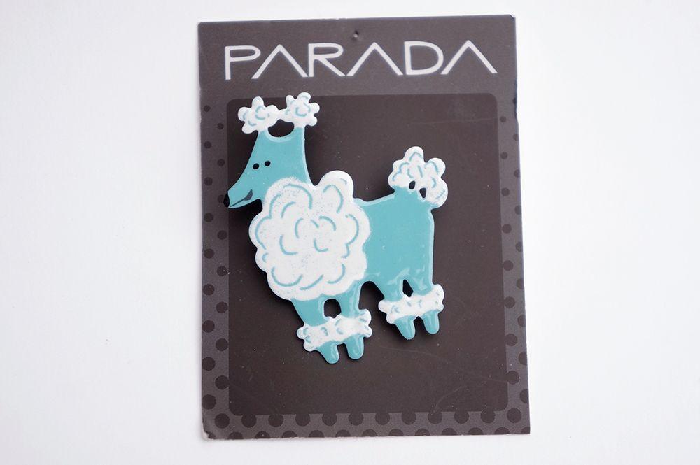Brož Parada - pudl