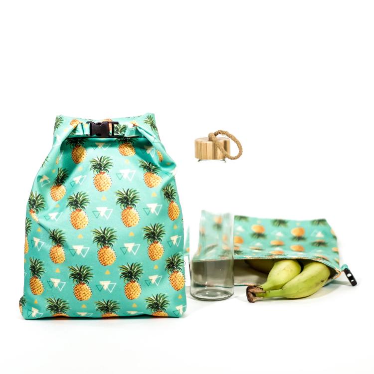 Rolvak Green smile - Rolovací vak (ananas)