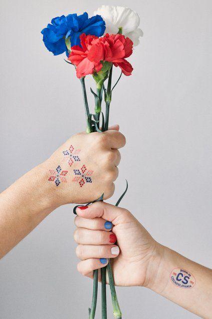 Tetovačky Kresky - československé