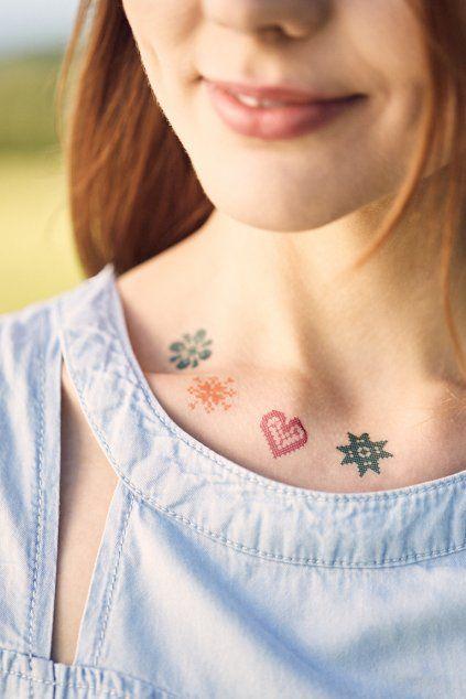 Tetovačky Kresky - folklórní