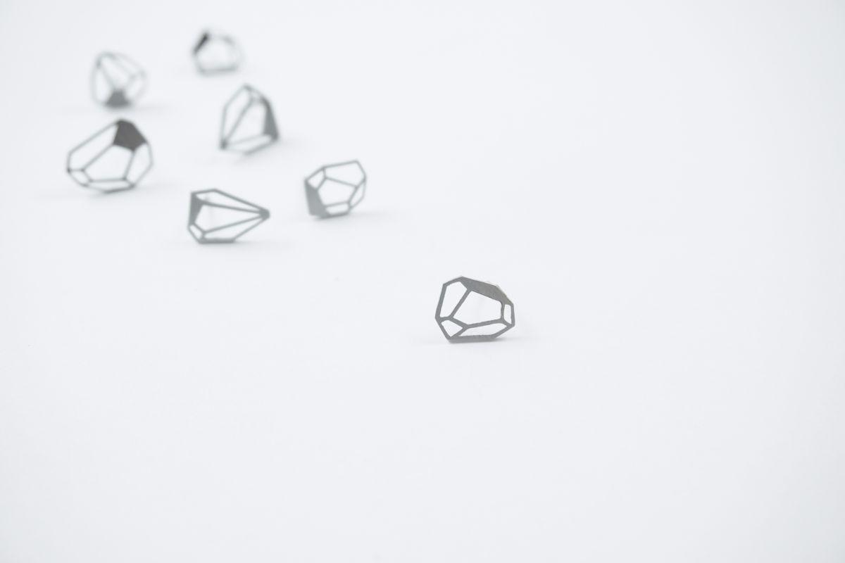 Náušnice Intimity - Diamant