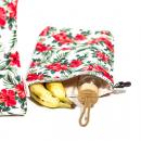 Rolvak Green smile - Rolovací vak (hawai květy)