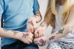 Tetovačky Kresky - Dinosauři